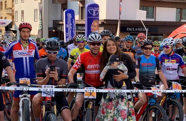 Gorsko kolesarski vikend v Dolomitih