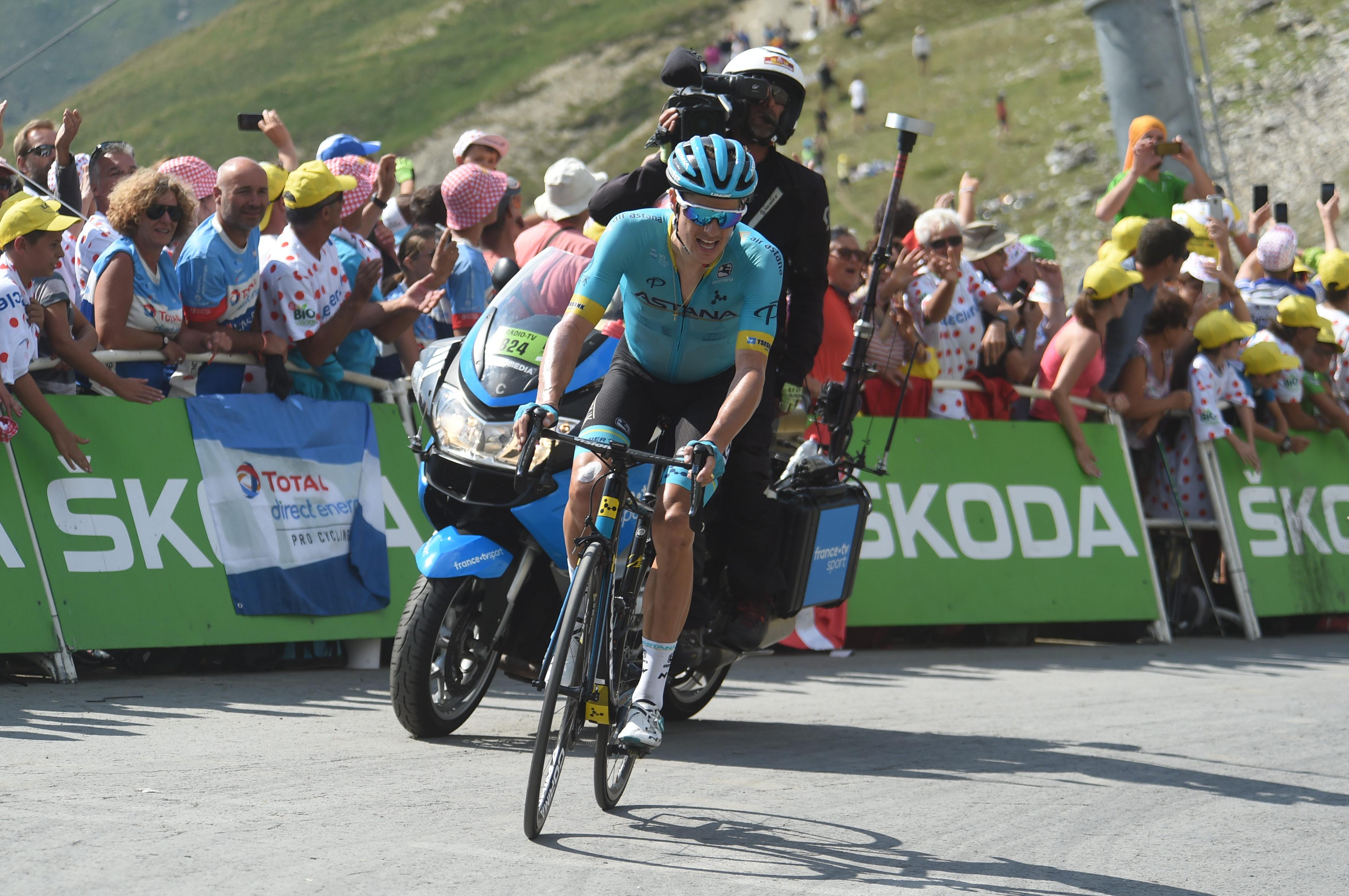 Rumeni dnevi: Fuglsang razočaran zapušča Tour