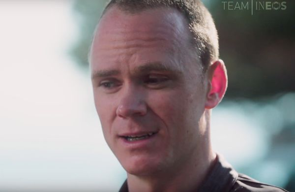 Chris Froome: Želim se vrniti na Tour 2020 (VIDEO)