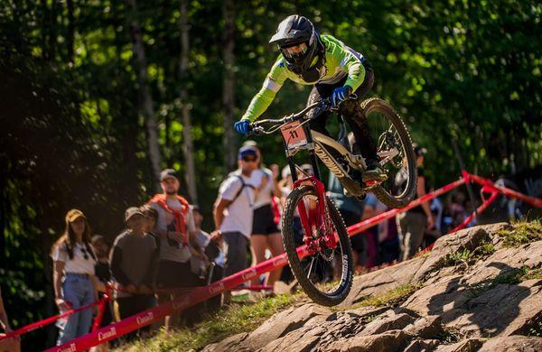 MTB Svetovno Prvenstvo Monte-Saint-Anne 2019: Myriam Nicole je nova svetovna prvakinja