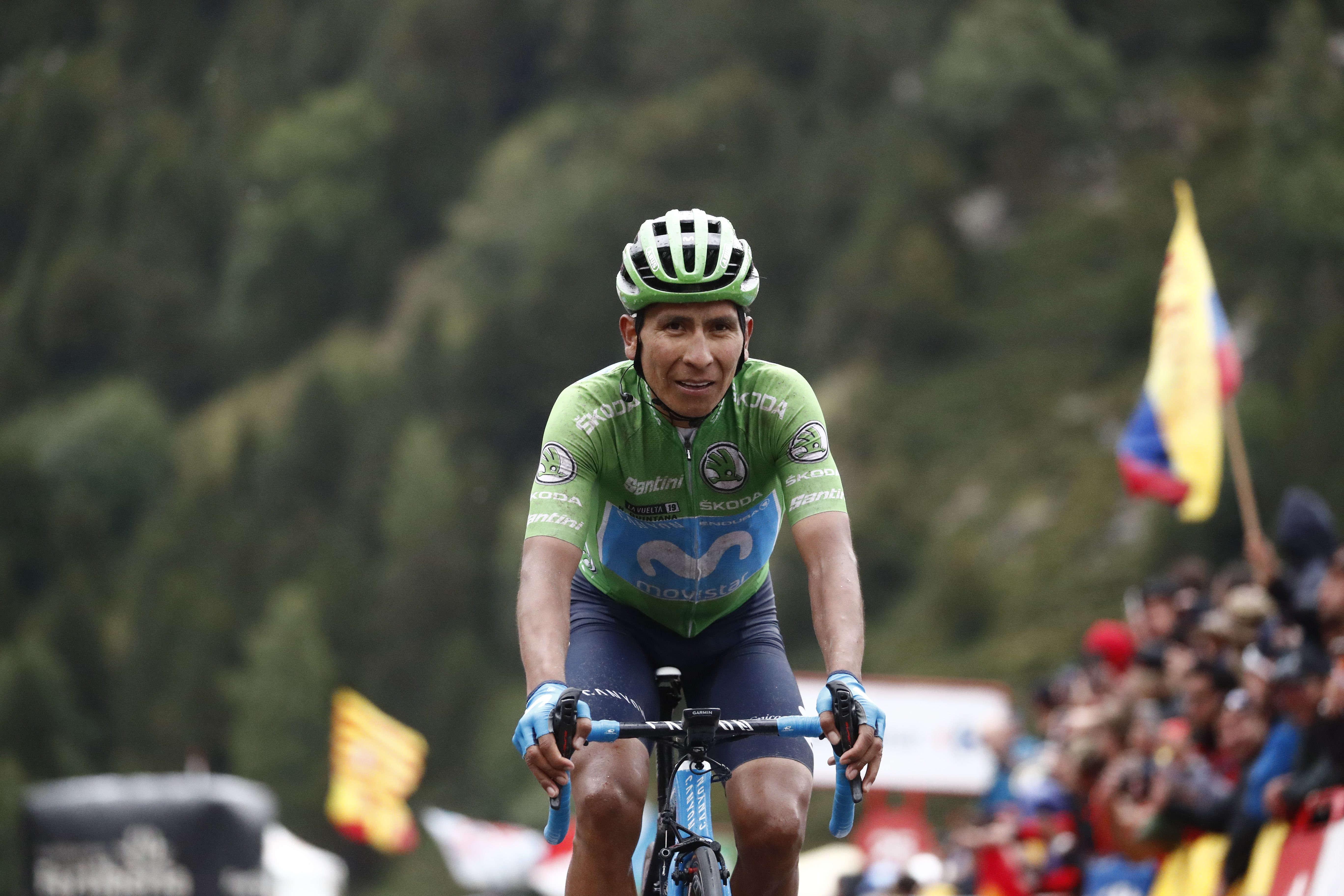 Nairo Quintana potrdil: Odhajam v Francijo