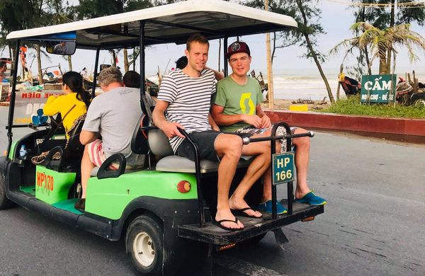 Matej Drinovec in vrnitev v Azijo: 45 stopinj in vlaga v Vietnamu