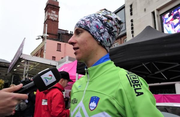Tadej Pogačar: Nova izkušnja, drugačen način dirkanja, več stresa