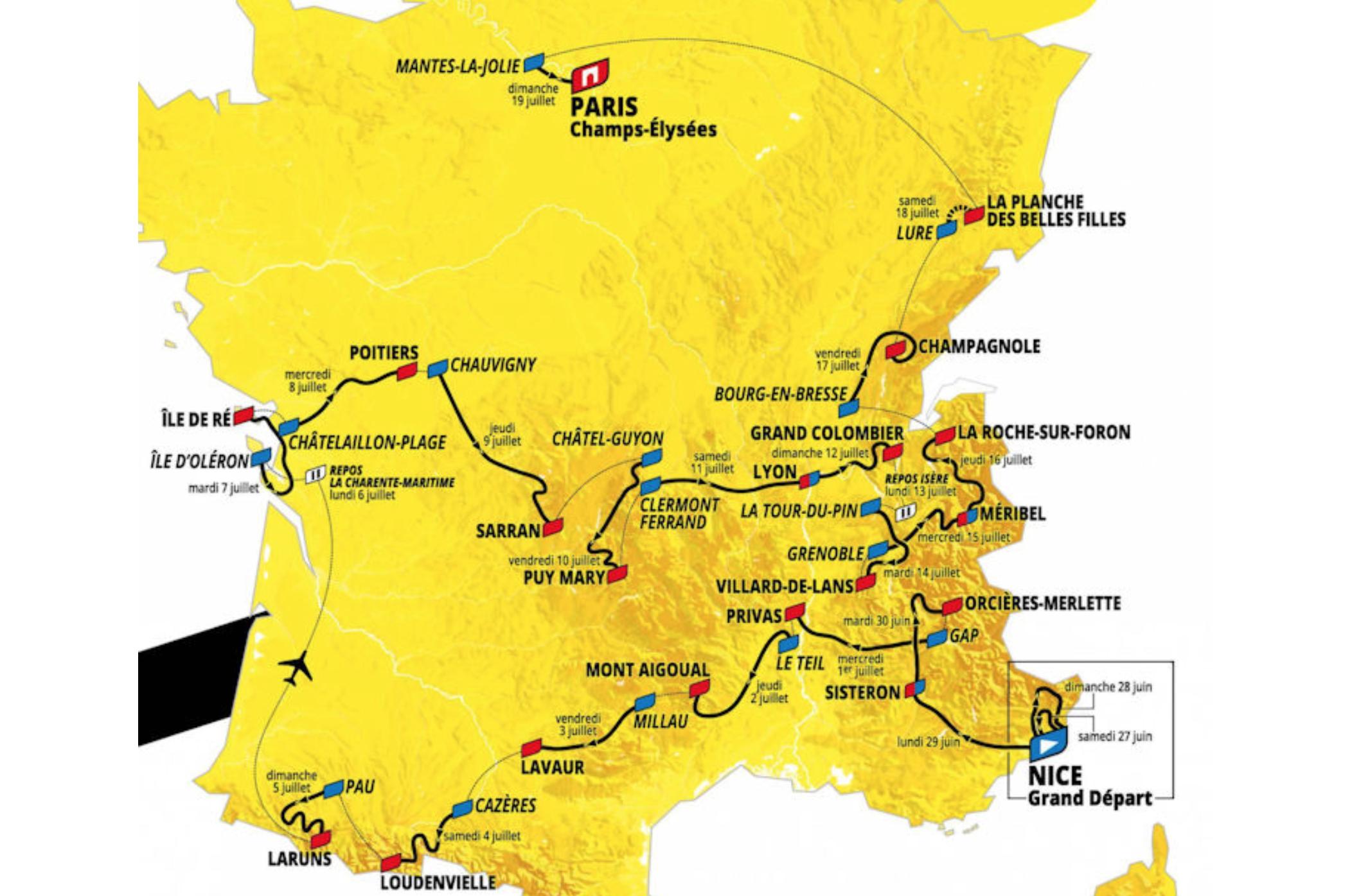Predstavili Tour: Gorski kronometer dan pred koncem in vzponi od začetka