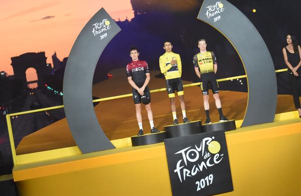 Rumeni dnevi: Izpostavljeni kolesarji o trasi Toura