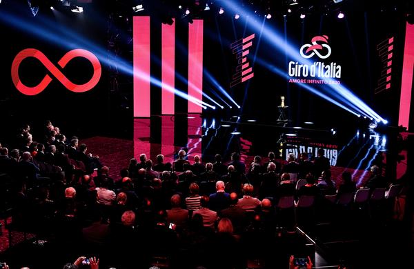 Spoznajmo Giro: Od Budimpešte do Milana in skoraj do Slovenije