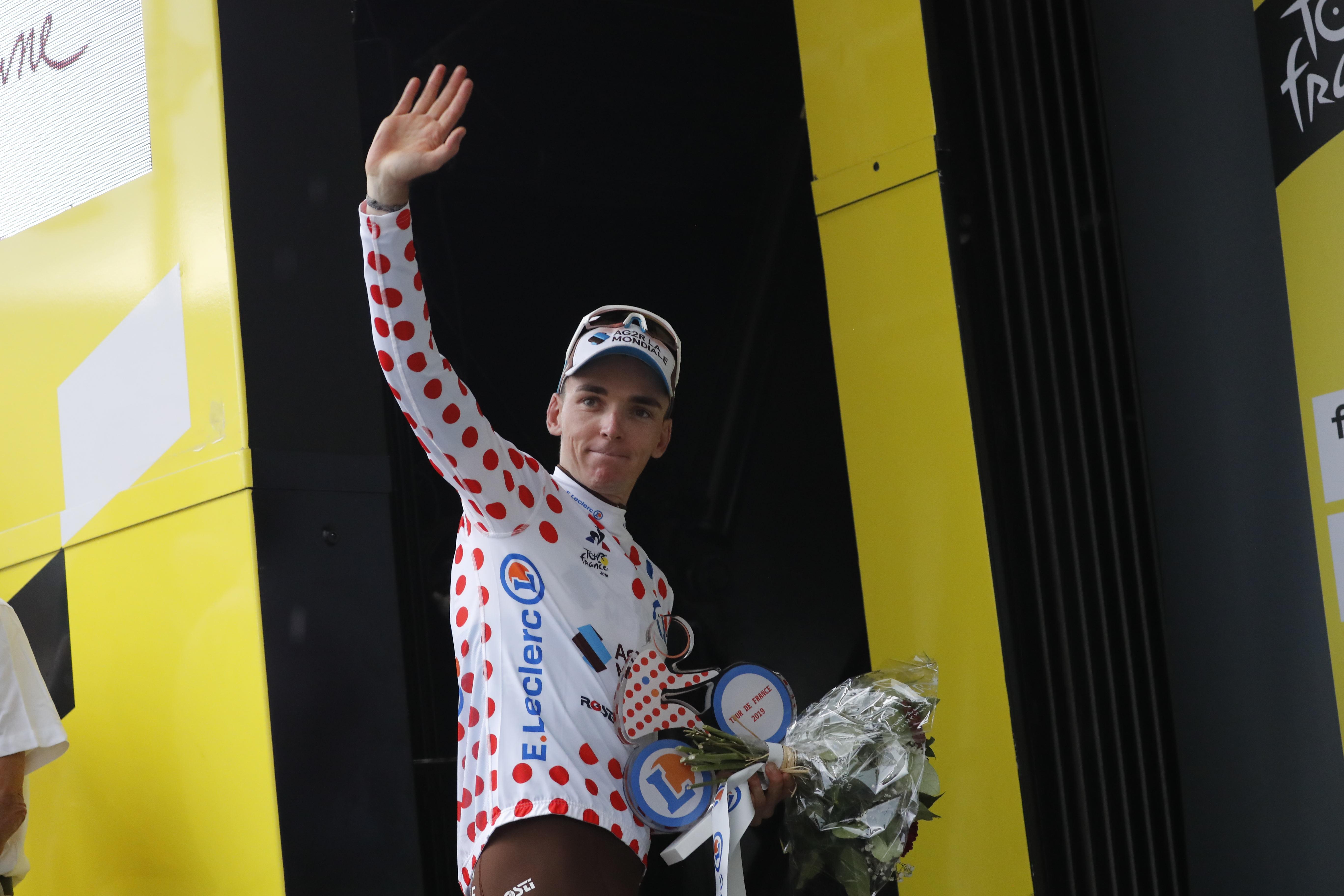 Ko francosko veliko upanje raje izbere Giro kot Tour