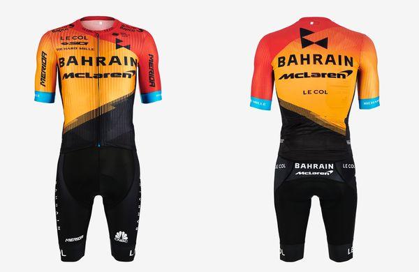 Bahrain McLaren povsem drugačen