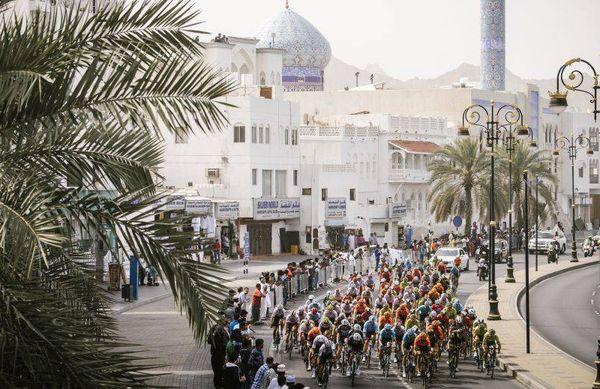 Po smrti sultana odpovedali dirko po Omanu