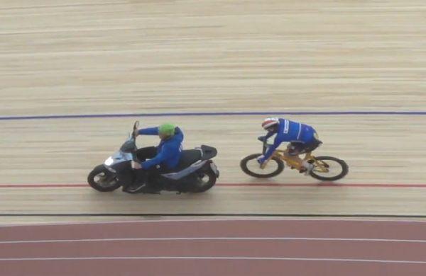Olimpijski center Češča vas odpira vrata tudi amaterskim kolesarjem