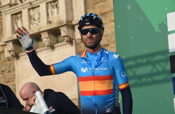 Alejandro Valverde sporoča: Umaknil se bom konec leta 2021