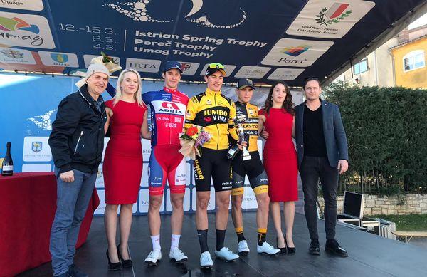 Poreč: Na odru dva Slovenca, a najvišje mladi Nizozemec