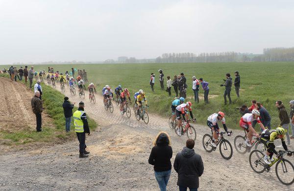 Ogrožen tudi Pariz – Roubaix?