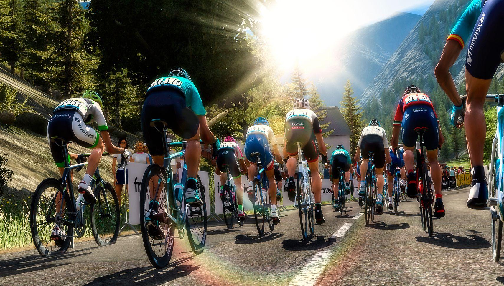 Za čas brez kolesa prihaja novi Pro Cycling Manager