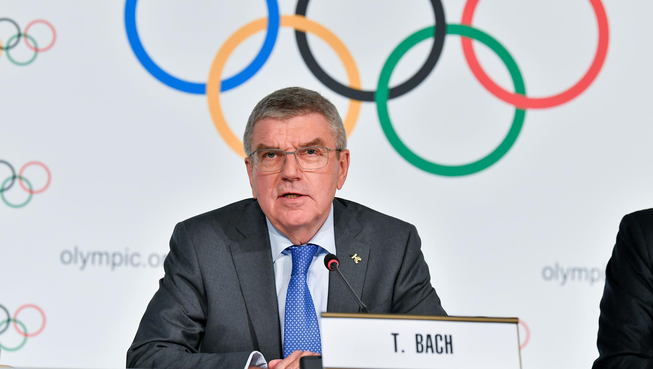 Bernal za odpoved olimpijskih iger, MOK (še) ne