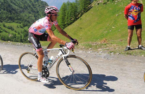 Dobrodelni Contador: Na dražbo kolo iz 2011