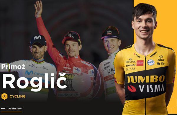 Startna lista: Na švicarski virtualni dirki tudi štirje Slovenci