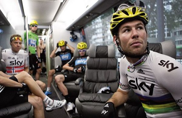 TV predlog: British Cycling and Team Sky: Road to Glory (2013)