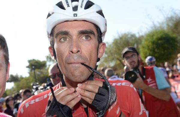 Contador na prvo mesto postavlja Bernala