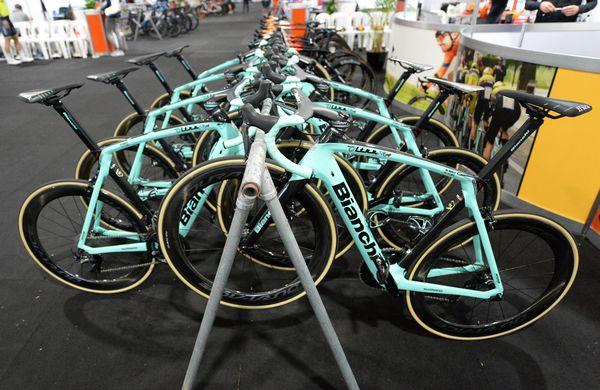 Bo Jumbo Visma zamenjala proizvajalca koles?