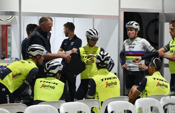 Potrjeno: Pri Trek Segafredu z najmočnejšim na Giro