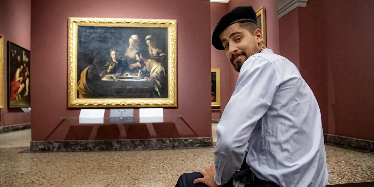 Sagan iz galerije sporoča: Komaj čakam na rožnato pentljo!