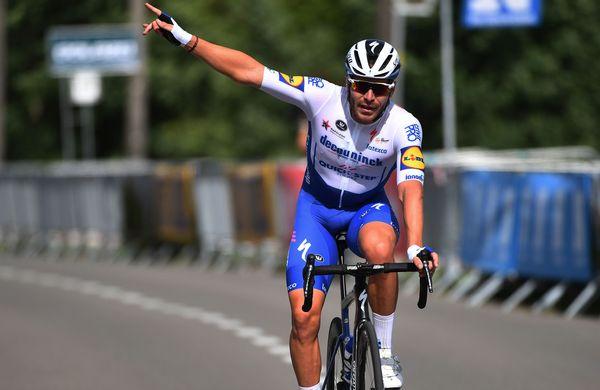 V Belgiji zmagovito začela ekipa Deceuninck Quick step