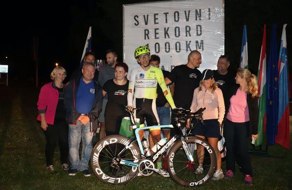 Marko Baloh dopolnil zbirko rekordov