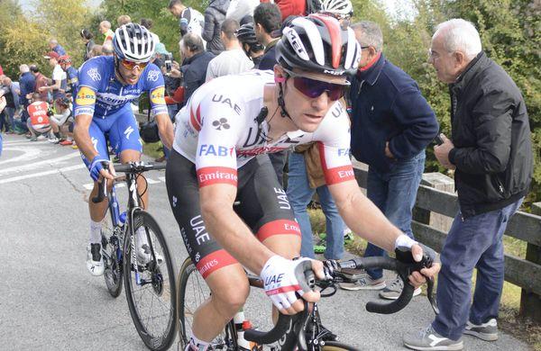 Jan Polanc šesti v Italiji