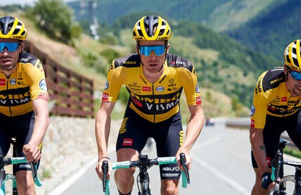 Mezgec prvič na Tour, Kruijswijk ostal brez nastopa