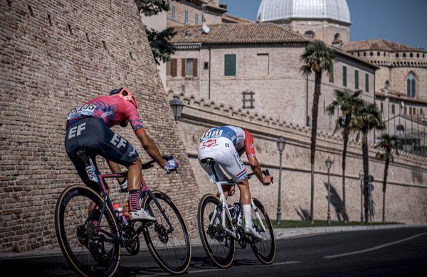 Zadnja etapa na Tirrenu bo spet prinesla dramo