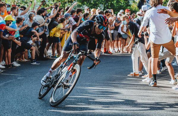 Bernal pred kraljevsko etapo zapušča Tour