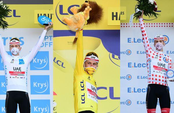 Nor razplet v Franciji - Tadej Pogačar bo zmagovalec Toura!