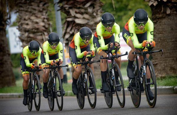 V italijanskem Montecorvinu se je danes zaključil devet dnevni Giro Rosa.