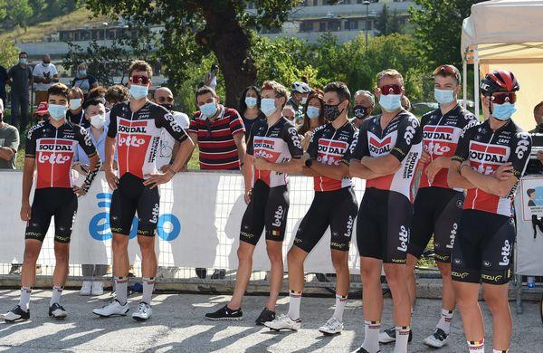 Lotto: Deset kolesarjev ostaja brez pogodbe