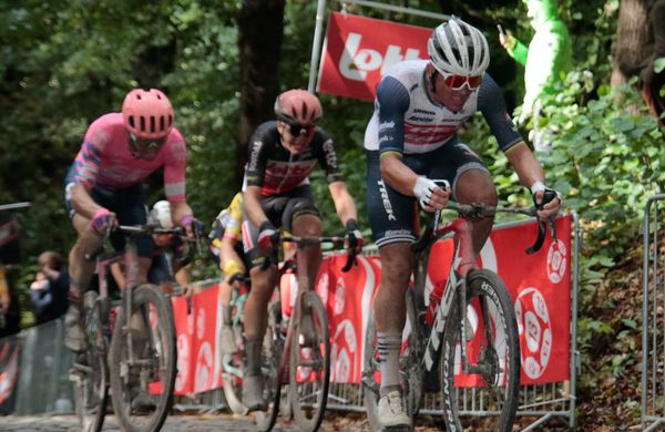 Majhne razlike recept za odličen Giro, Pedersen zapira usta dvomljivcem