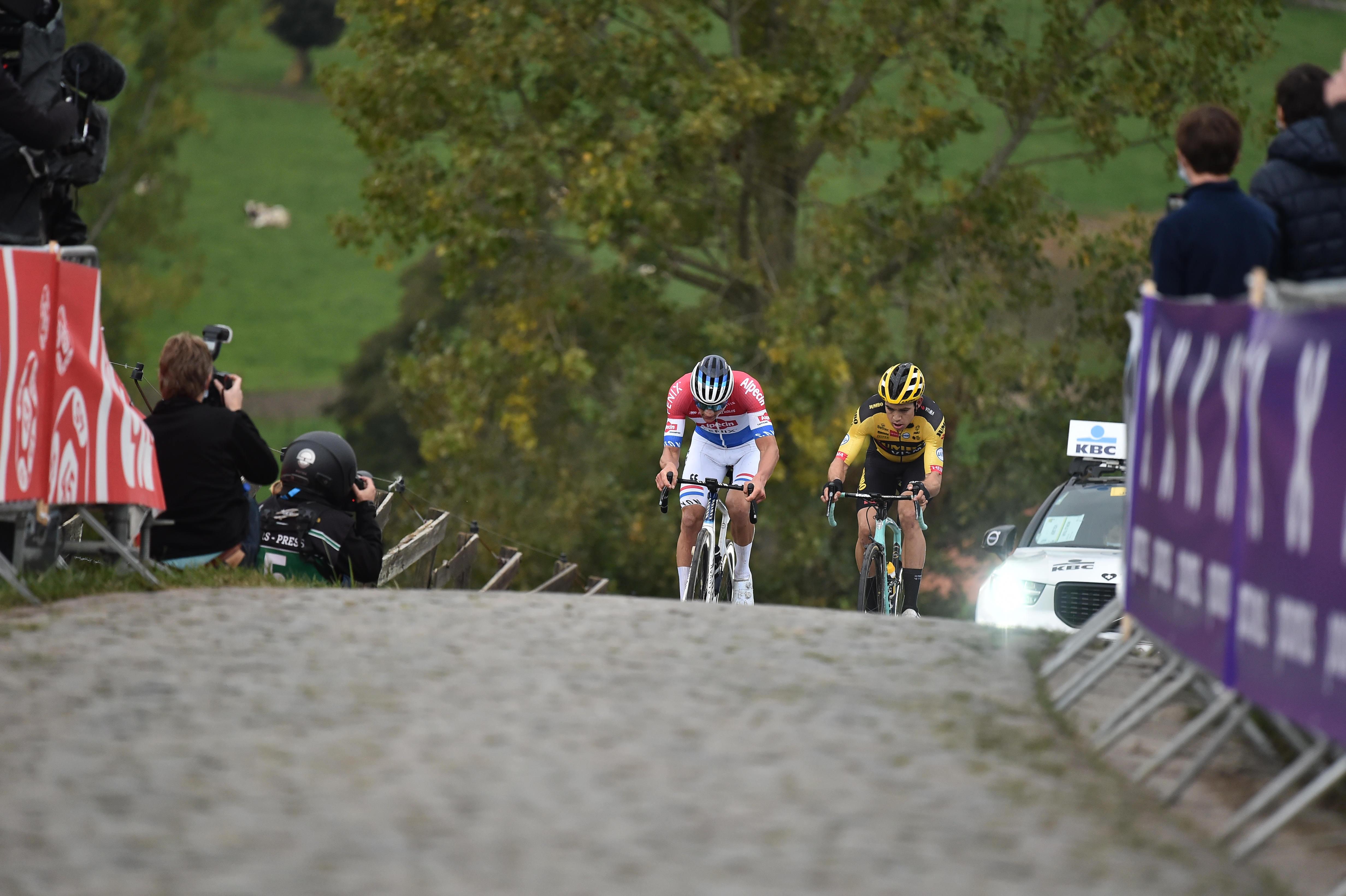 Po izjemnem sprintu v Flandriji