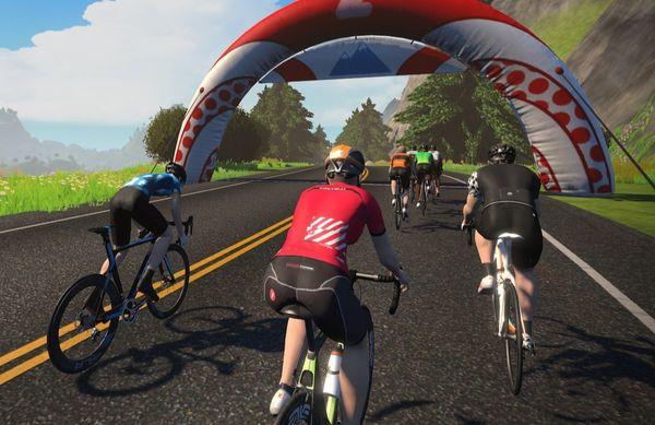 SP v e-kolesarstvu: 50 km in Tacxovi trenažerji