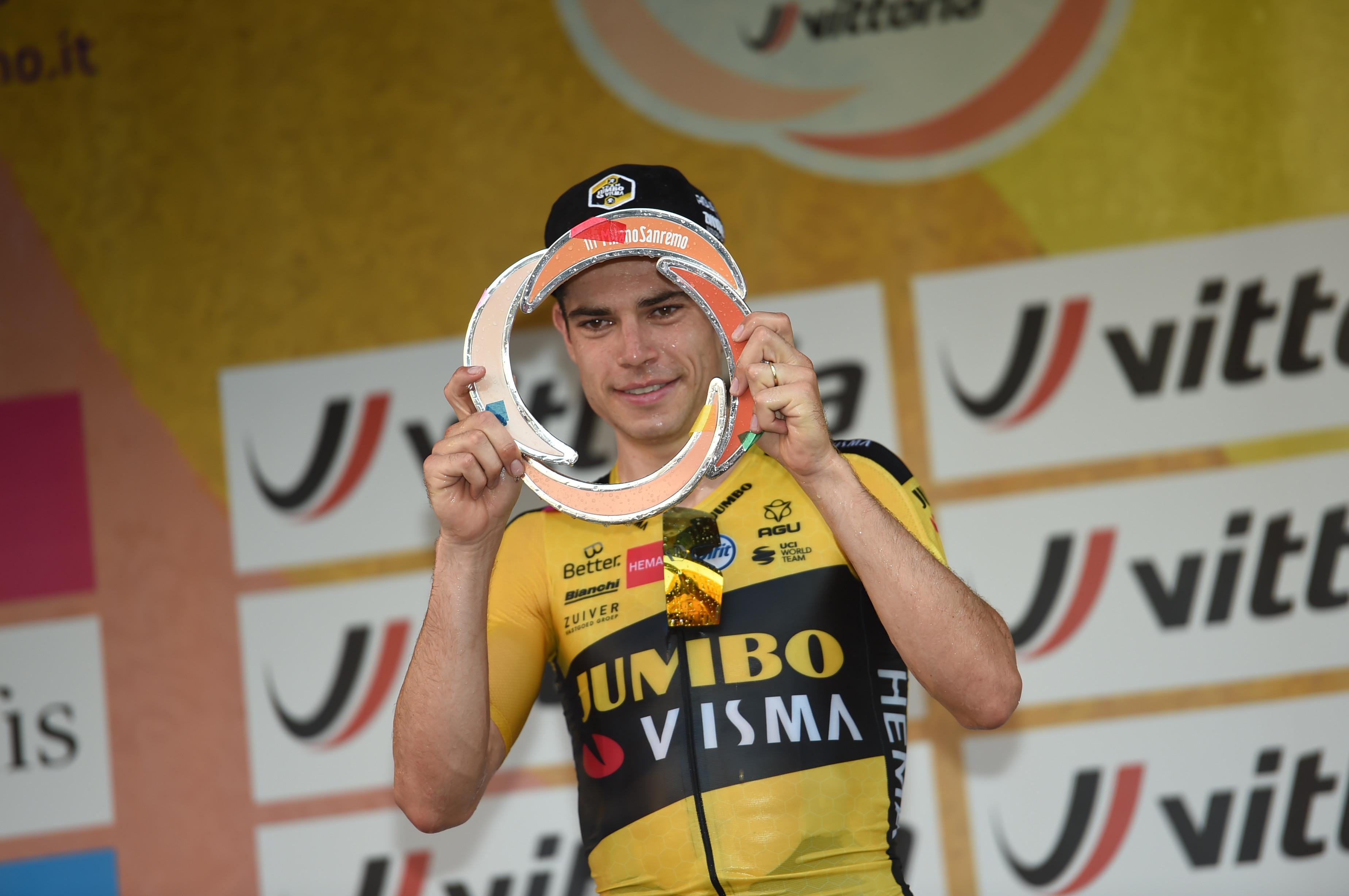 Van Aert razmišlja o etapnih dirkah