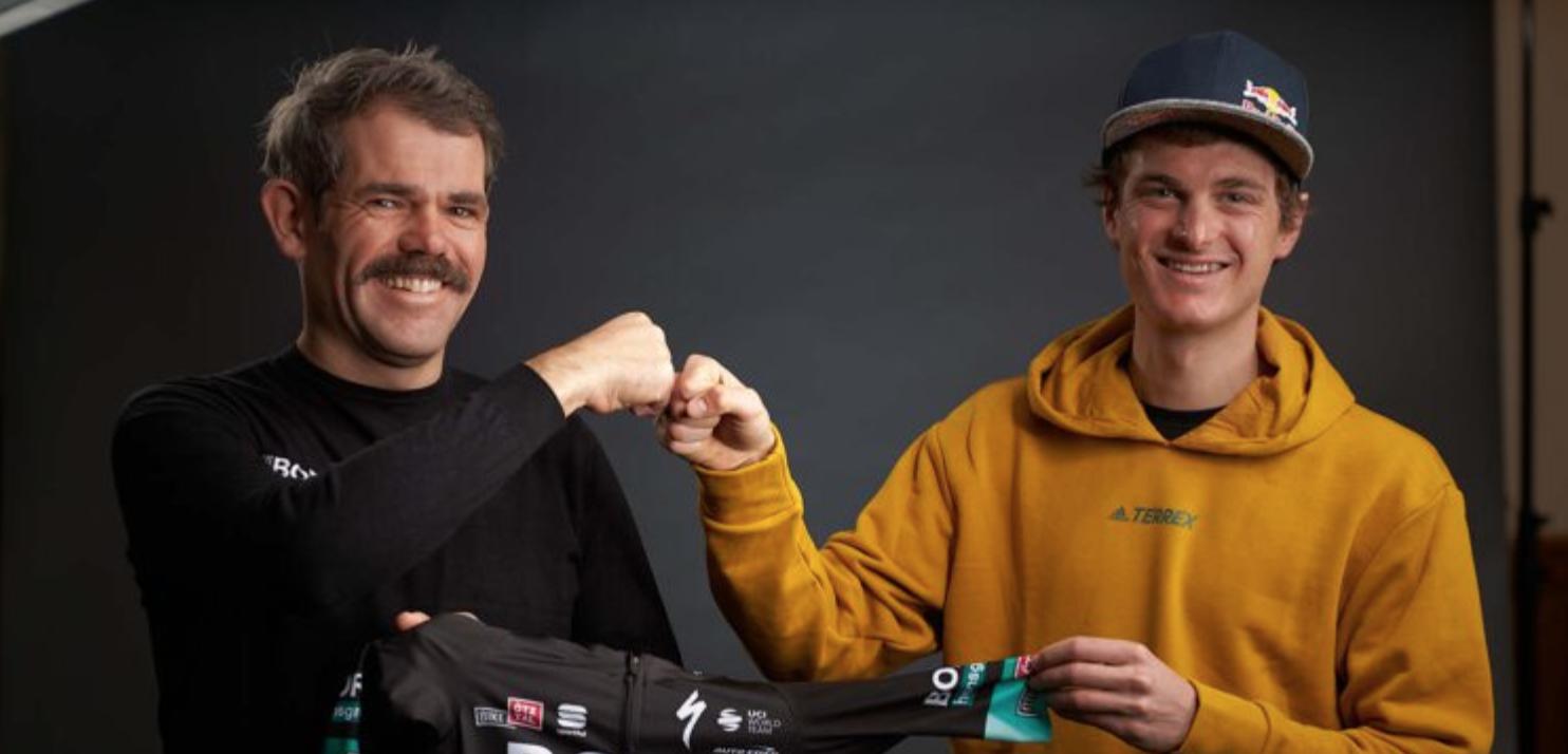 Pri 27-letih od smučarja do kolesarja