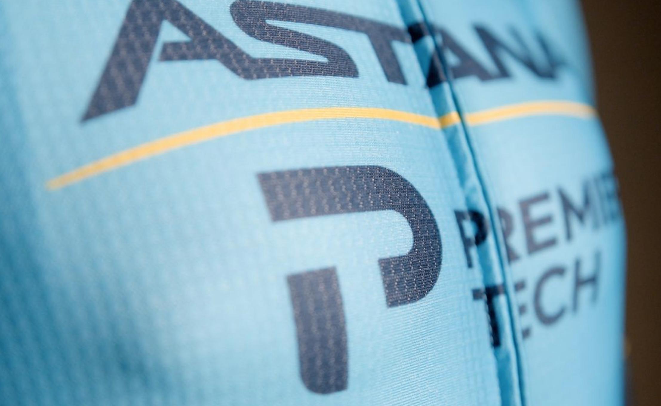 Astana obdržala barve