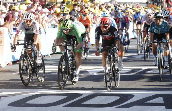 Sagan proti Van Aertu: Opravičiti bi se moral