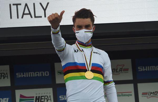 Svetovni prvak načrtuje povratek v Flandrijo, glavna cilja Tour in OI