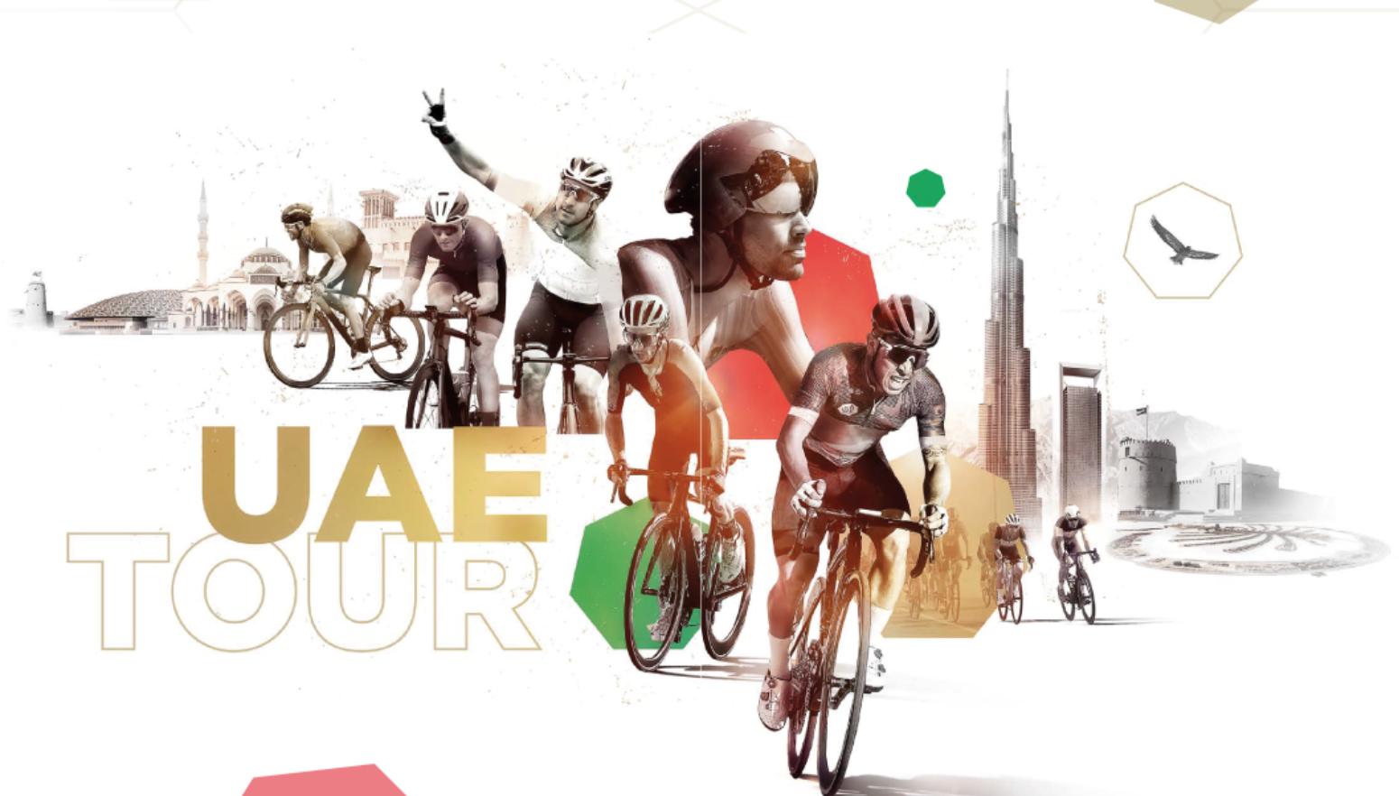 Organizatorji UAE Toura so lahko navdušeni
