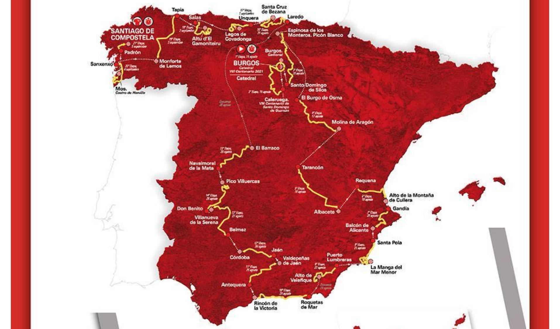 Vuelta: Rogličev nagovor in Vuelta brez Madrida