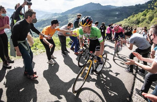 Borbeni Roglič v zadnji etapi postavil stvari na svoje mesto in dobil Baskijo