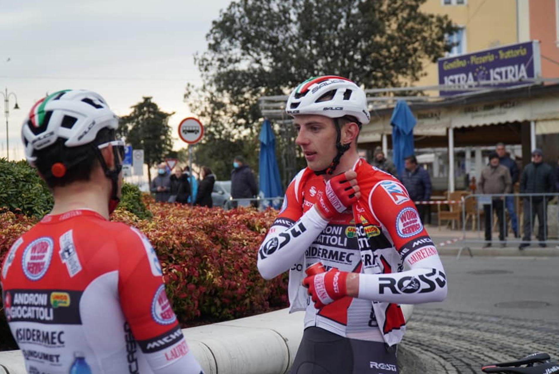 Spremembe za Giro: V igri zdaj Jermanova ekipa