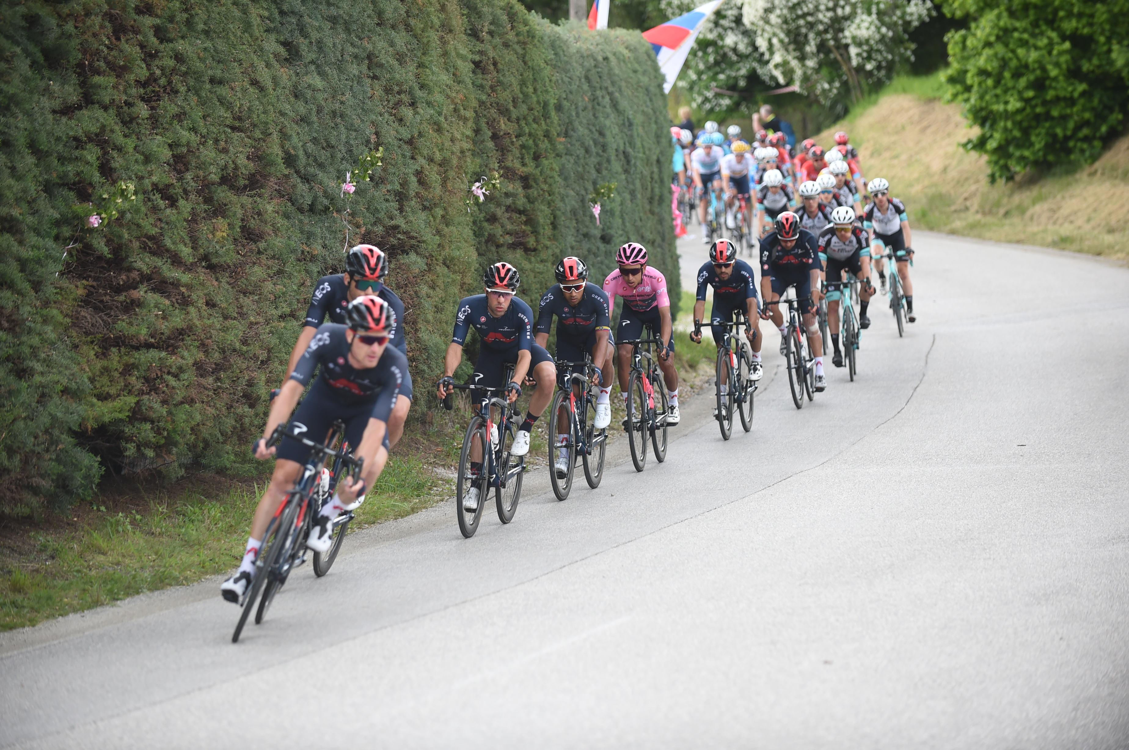 Ineos se vrača na stara pota prevlade na Grand Tourih