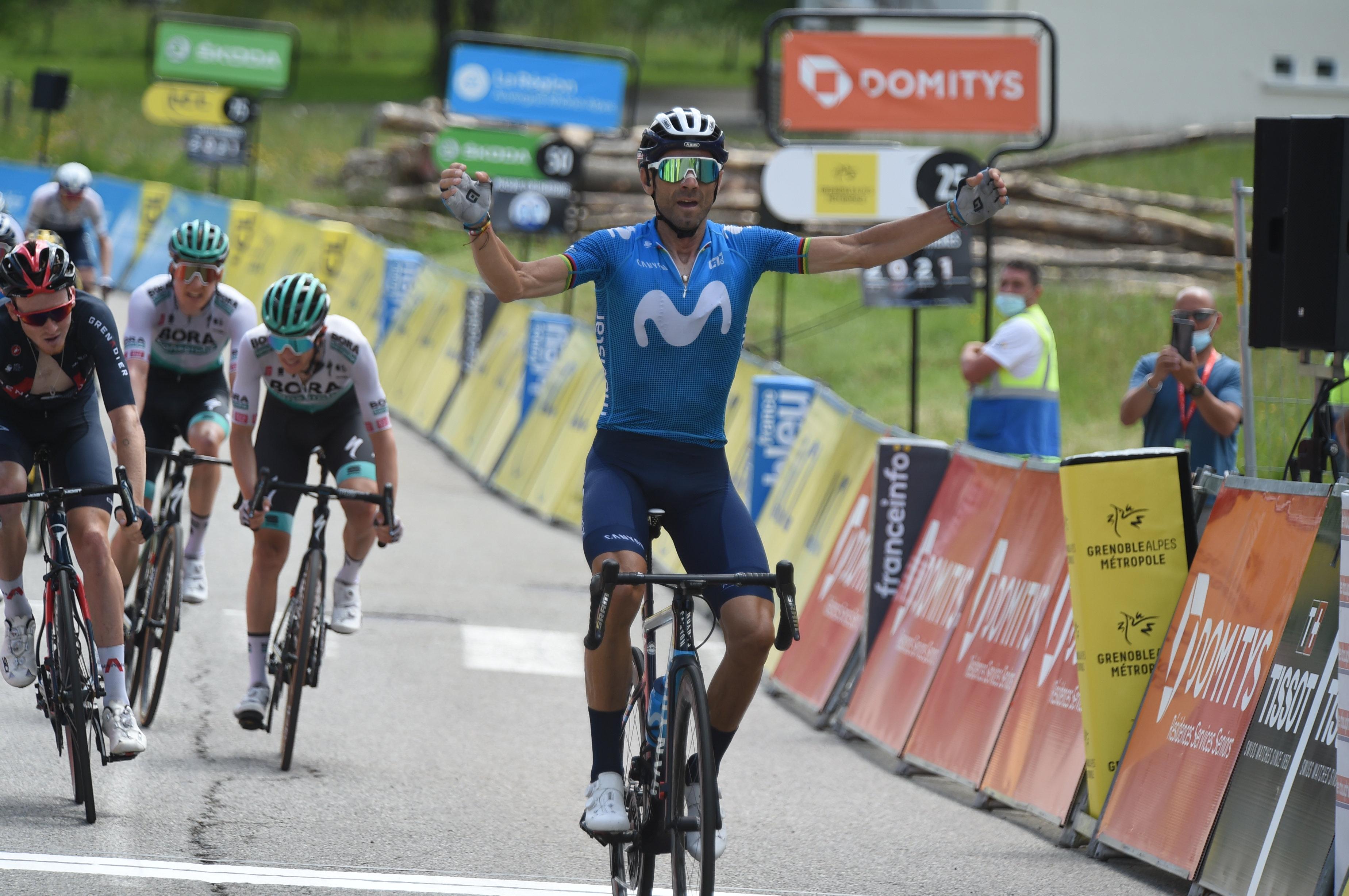 Neuničljivi Valverde spet na vrhu