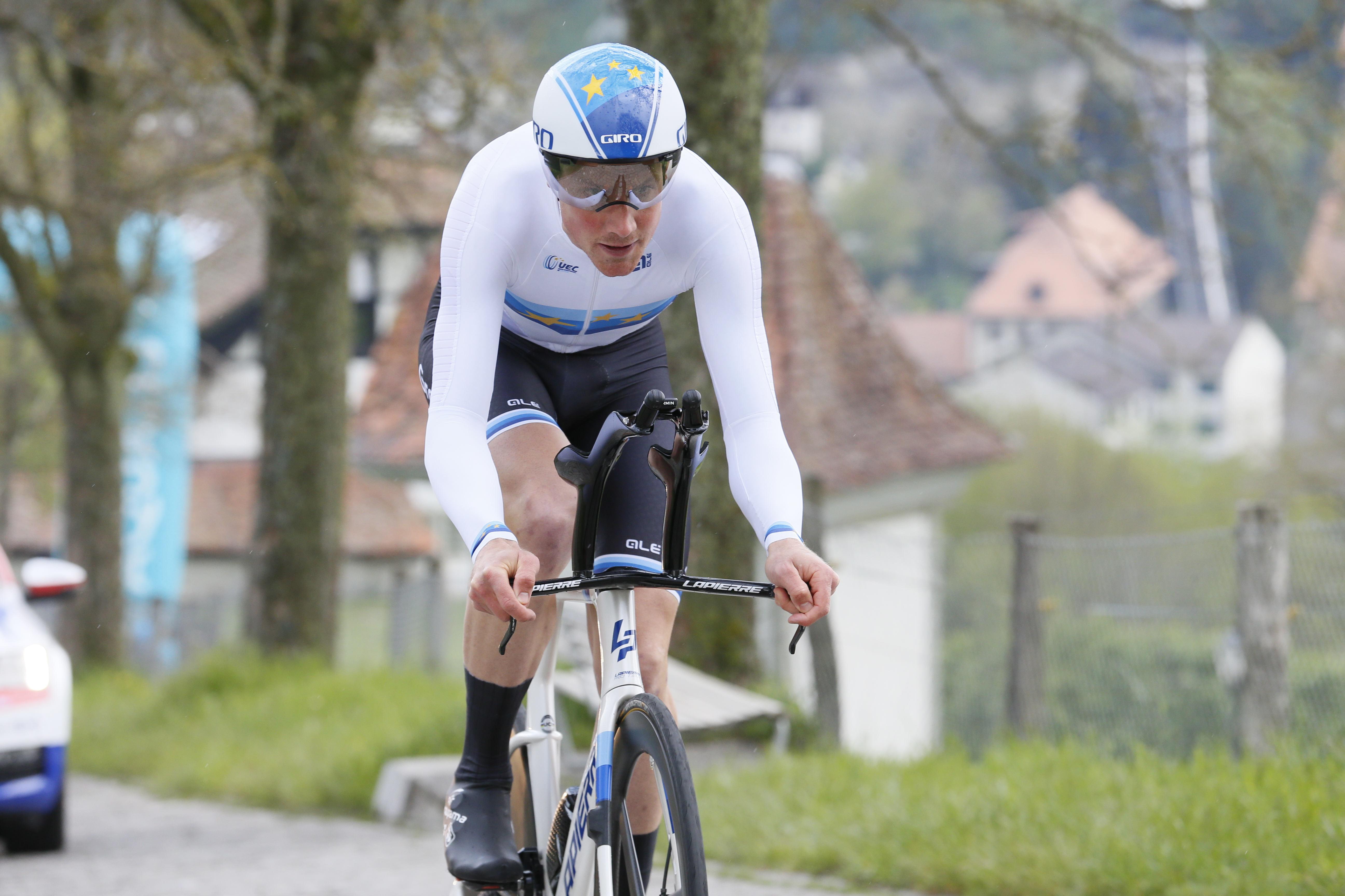 Švicarja na dirki po Švici začela najbolje